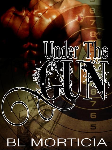 B.L. Morticia - Under the Gun Cover